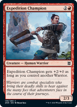 Expedition Champion Foil