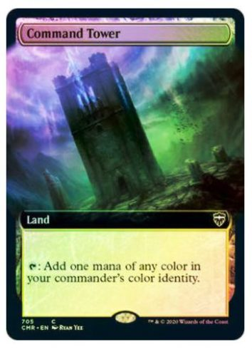 Command Tower- Commander Legends - Variants (F)