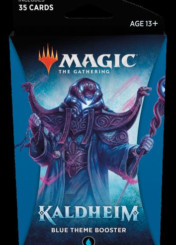 Kaldheim Booster Theme niebieski 35 kart