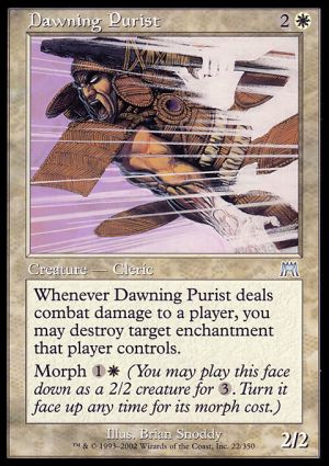 Dawning Purist