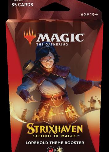 Strixhaven: Theme Booster Lorehold