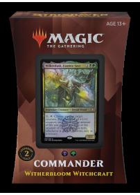 Strixhaven: Commander Deck Witherbloom Witchcraft