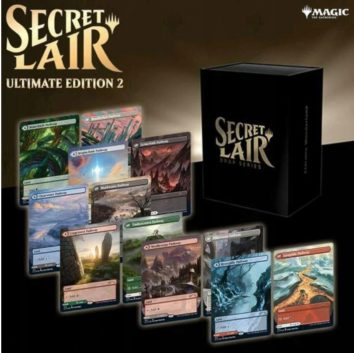 Secret Lair: Ultimate Edition 2 Gray Box