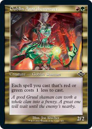 Goblin Anarchomancer Variants