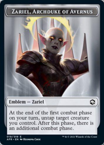 Zariel, Archduke of Avernus Emblem