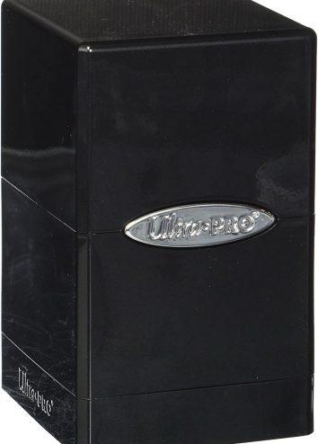 Pudełko Satynowe Hi-Gloss Czarne