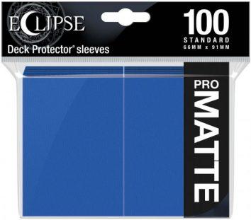 Koszulki Niebieskie Pro Matowe 100s