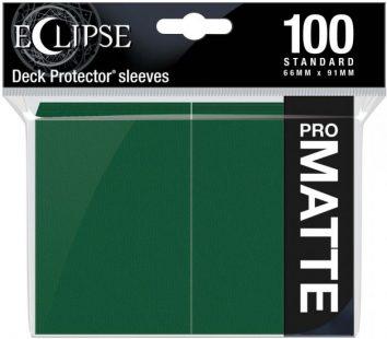 Koszulki Zielone Pro Matowe 100s