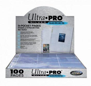 Strony do albumu Ultra Pro Silver 5 szt.